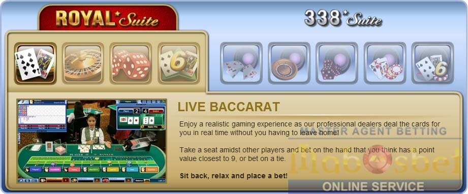 Gabung Sbobet Casino Via Mabosbet